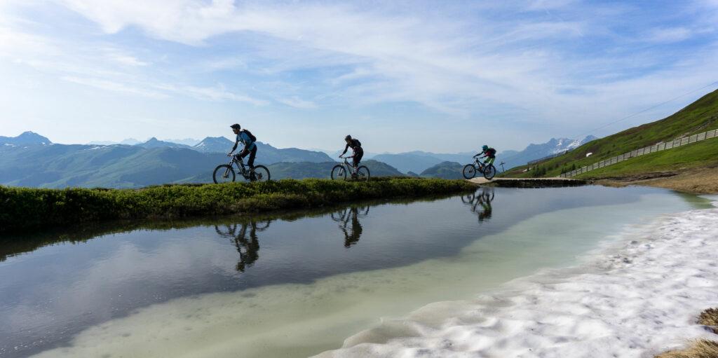 Mountainbike Blog zu den Themen Fahrtechnik, Mentaltraining und MTB-Mindset