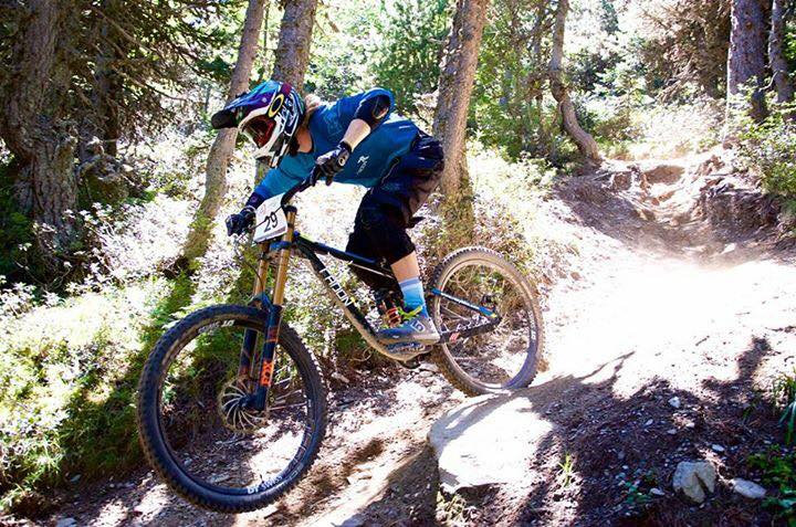 Dowmhill Rennen Andorra