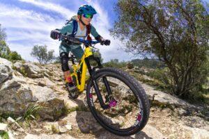 Mountainbike Fahrtechnik Tipps während der Tour, oftmals eine gefährliche Angelegenheit