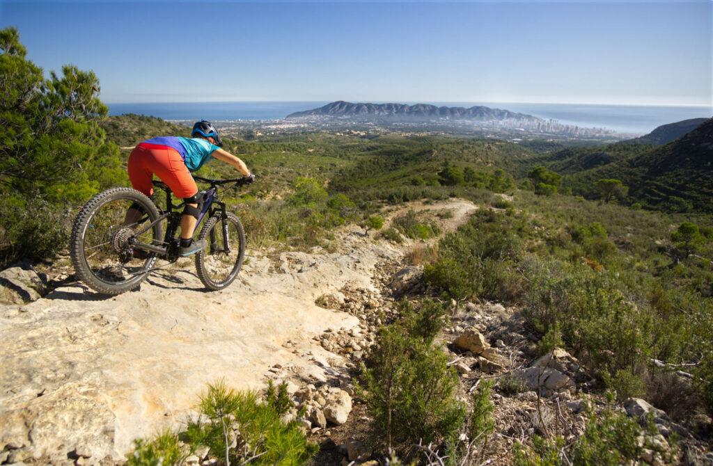 Mit Mountainbike-Fahrtechnik zu mehr Erfolg im Sport