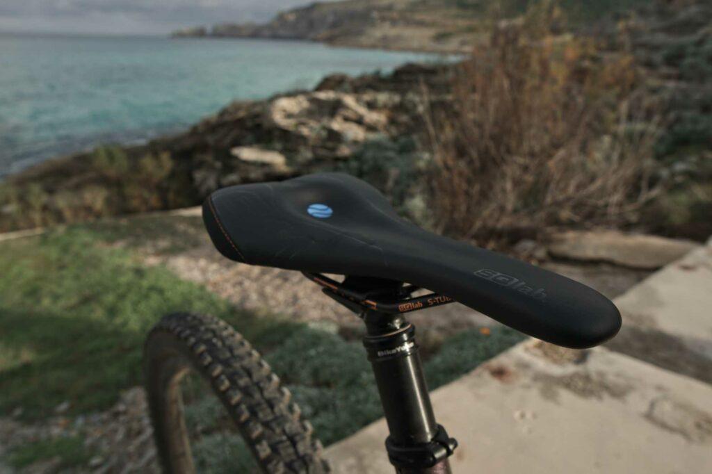 Ergonomischer Mountainbike Sattel von SQlab