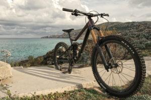 Mountainbike Parts und Teile