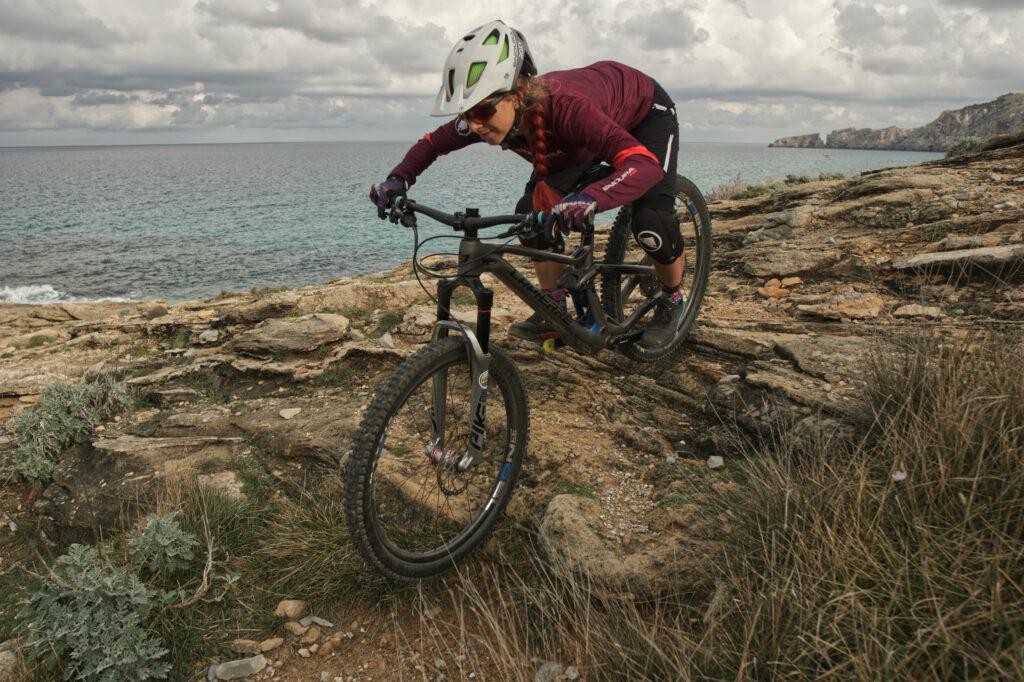 mountainbiken lehrt dir so einiges über das leben