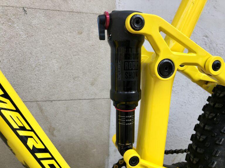 Die Federelemente sollten einer regelmäßigen Wartung unterzogen sein, auch bei gebrauchten Bikes.
