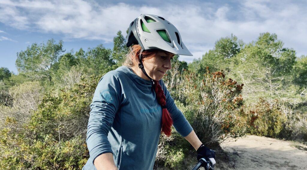Hinter mentalen Blockaden steckt oft eine mangelnde Mountainbike Fahrtechnik