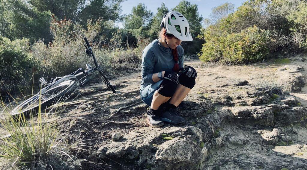 Mentale Blockaden beim Mountainbiken
