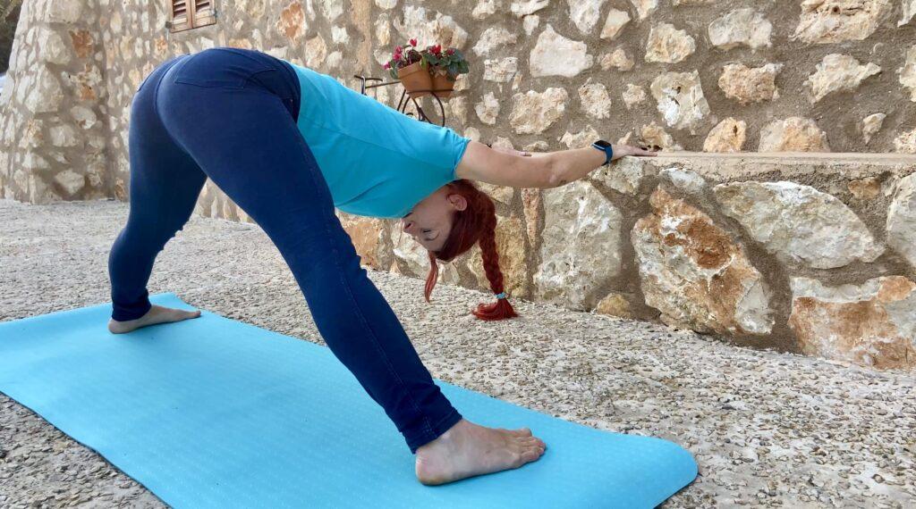 Yoga Training für MTB