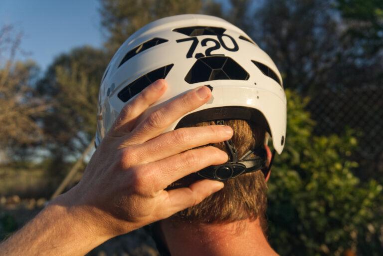 Feineinstellung und perfektes Anpassen Deines Helms
