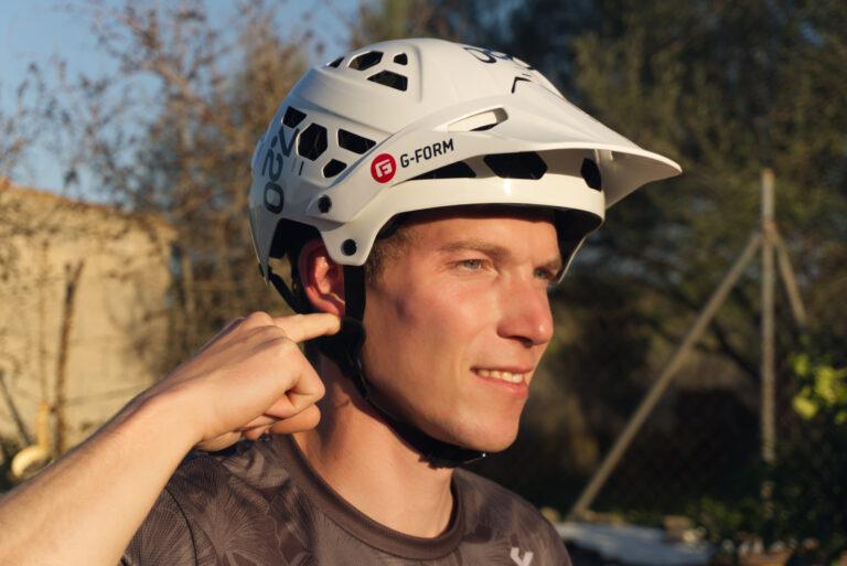 So stellst Du deinen Helm richtig ein
