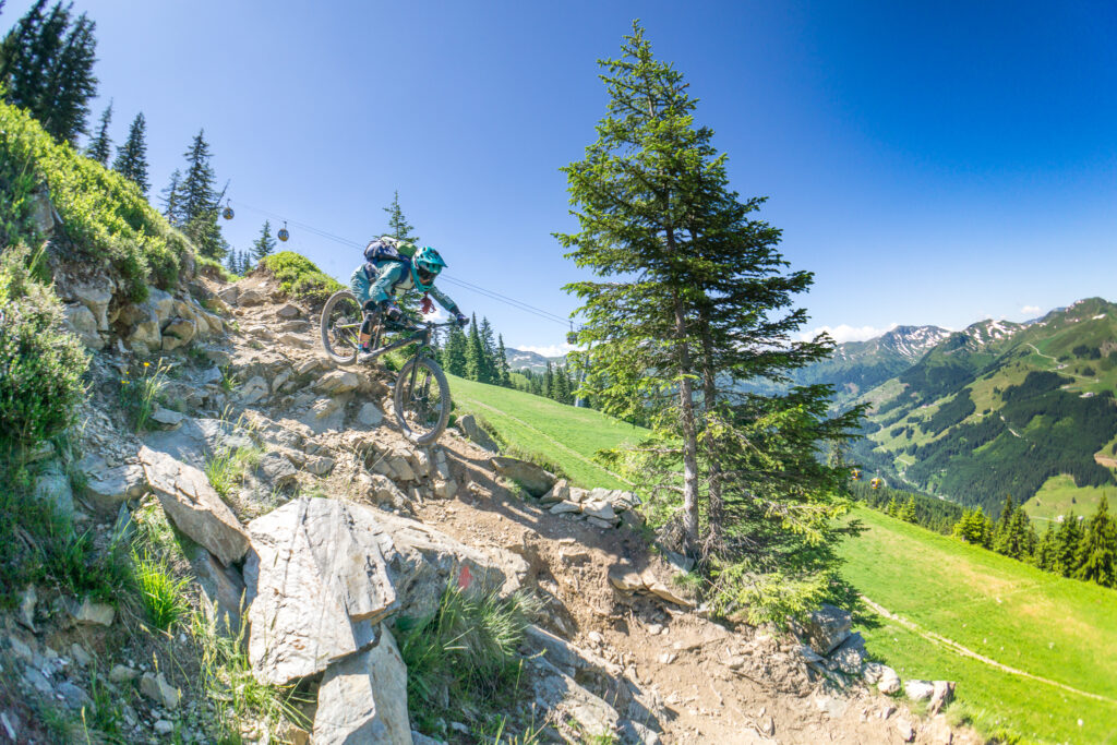 Saalbach Bergstadl Trail S3
